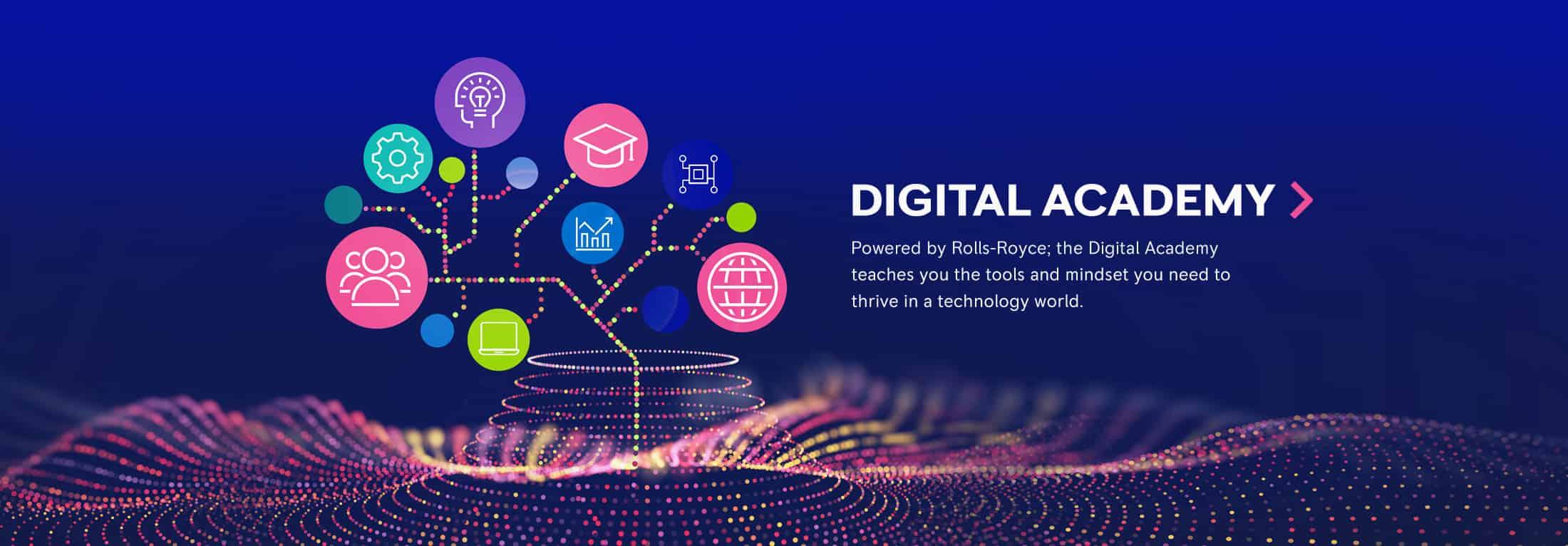 Rolls-Royce'tan Ücretsiz Eğitim Programı Dijital Akademi