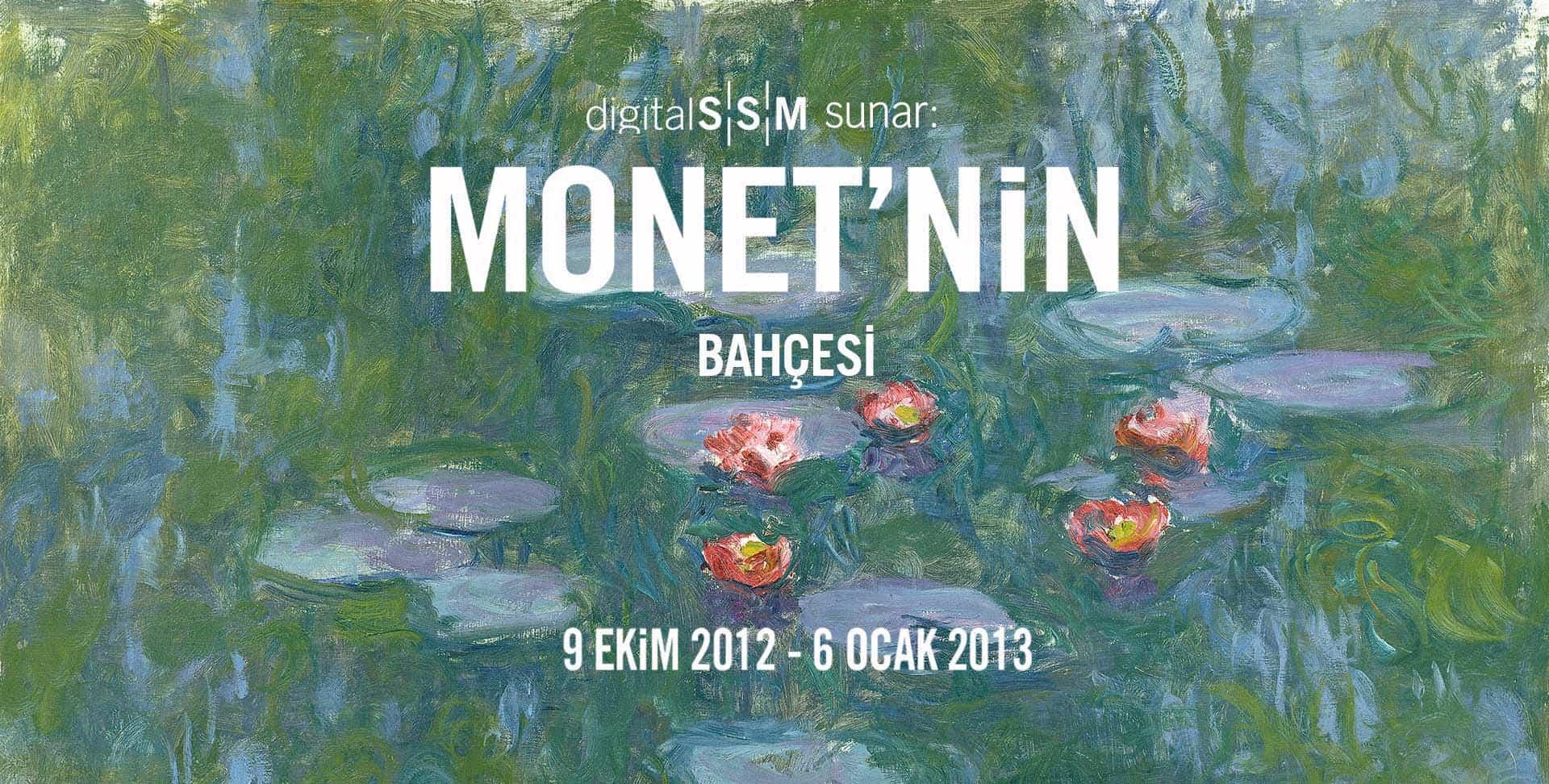 Monet-sergisi